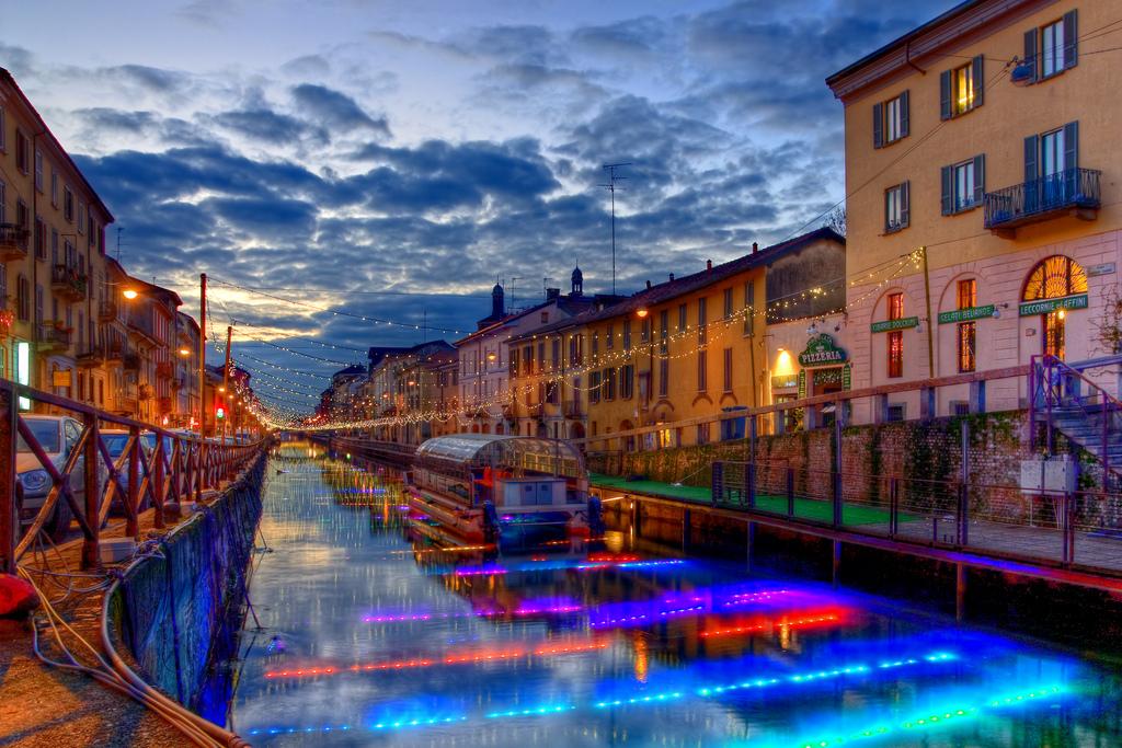 Milano-navigli