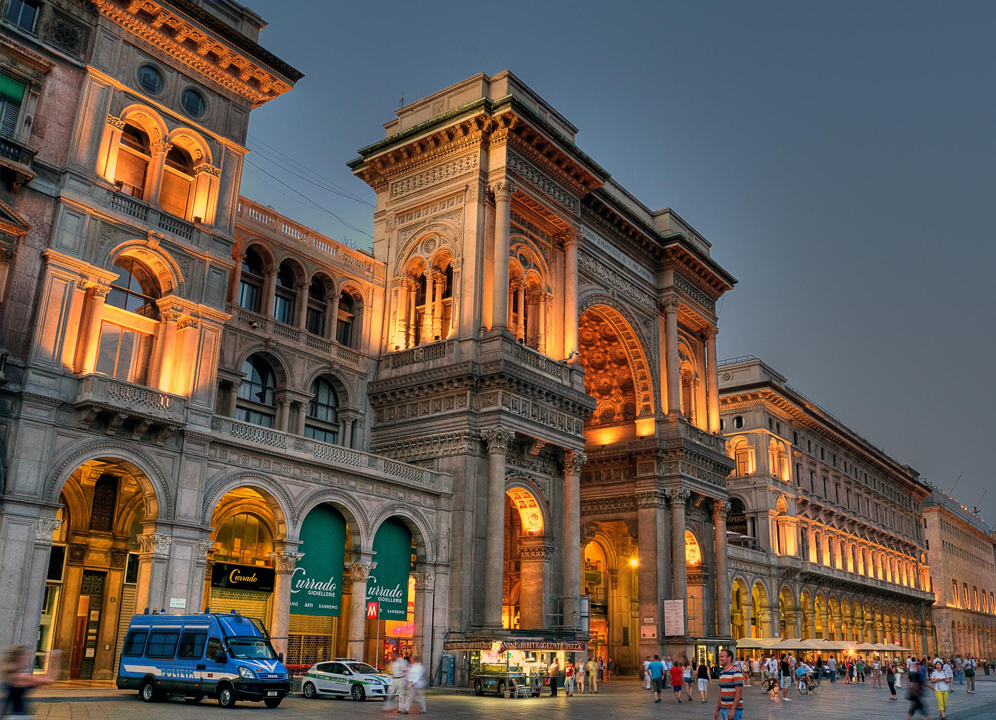 Milao-centro
