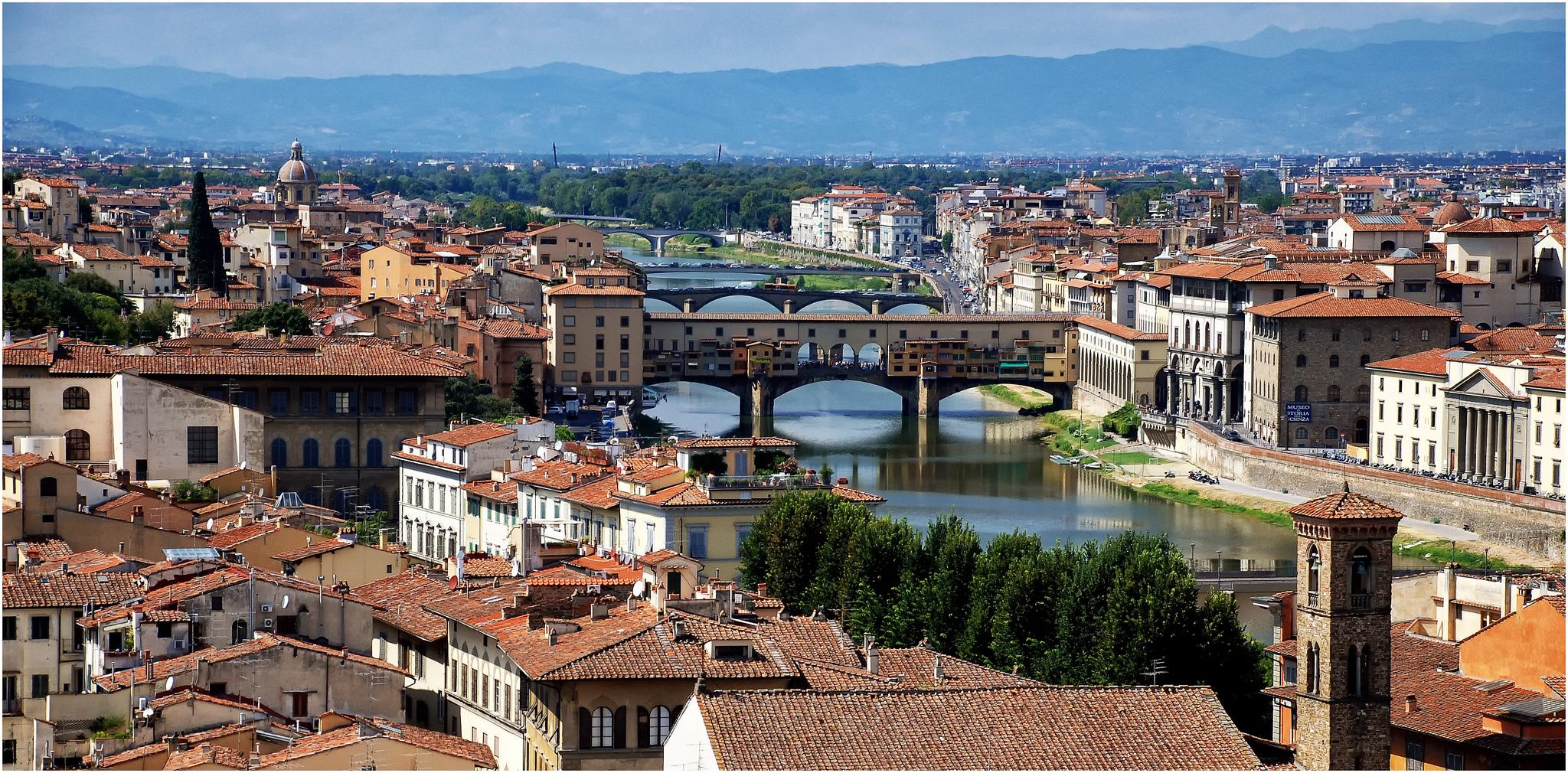 Transfer em Florença
