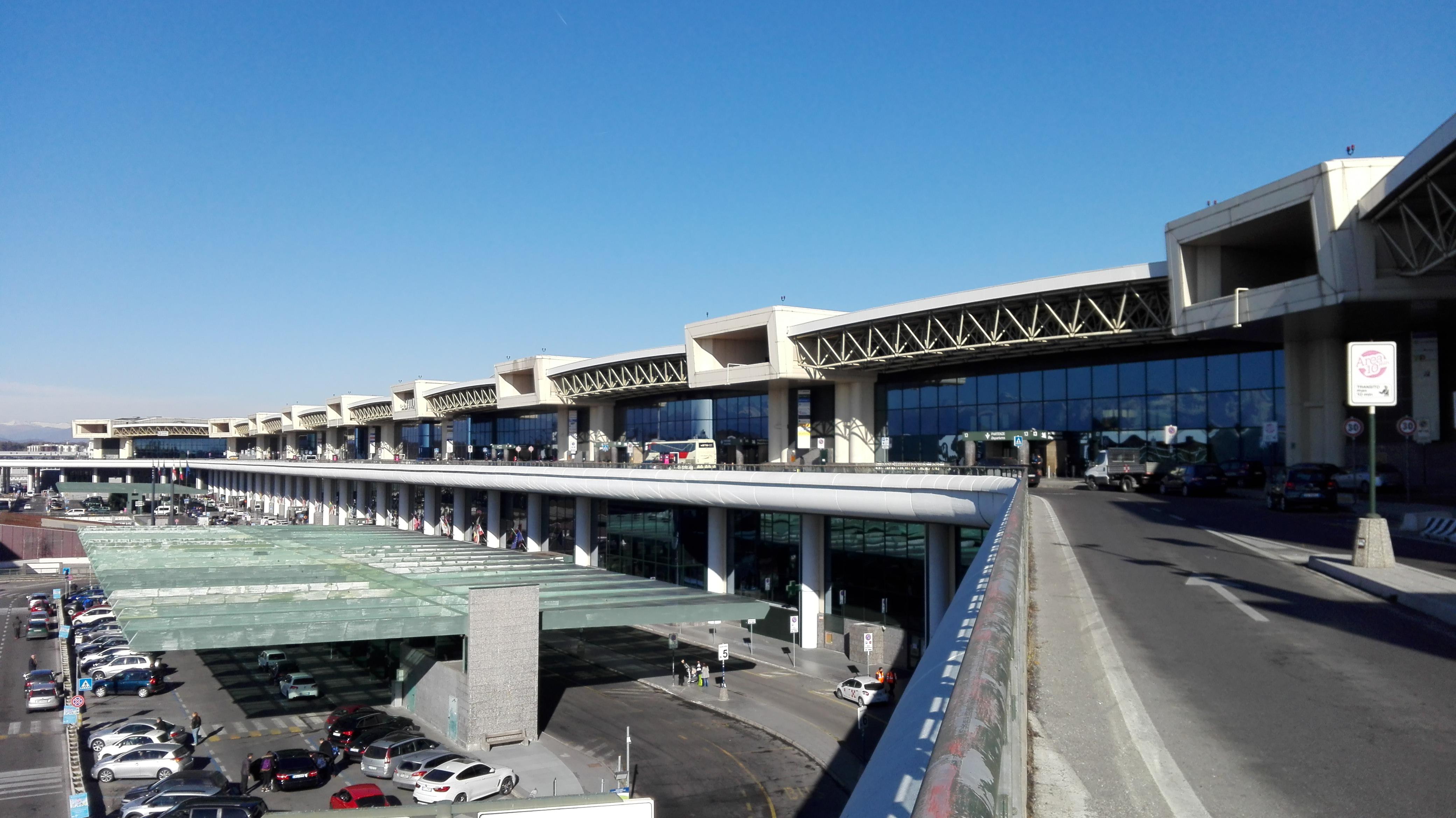 Aeroporto de Malpensa para Milão e Linate - conexões com a ...