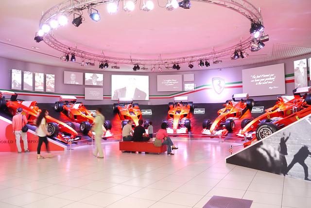 Ferrari-museo